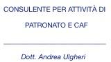cosips.it - Convenzioni - Consulente per patronati e Caf - Ulgheri